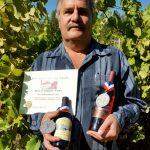 Ben Holding Award Winning Wine
