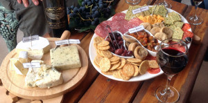Wine & Cheese Function