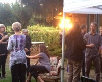 Columbia Power Staff Appreciation Dinner hosted by Columbia Gardens Winery