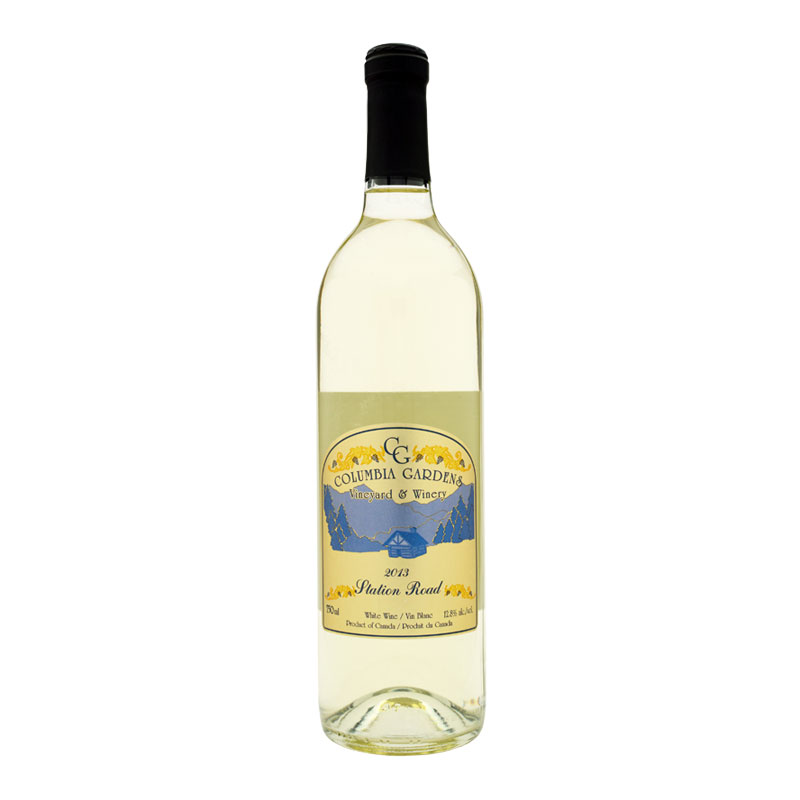 Station Road White Wine